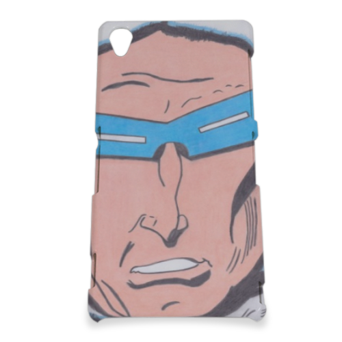 CAPITAN GELO Cover Sony Z3 3D