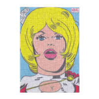 POWER GIRL Puzzle in Legno Big