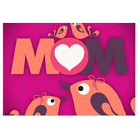 Mamma I Love You - Puzzle in Legno Big