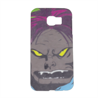 MAN BULL Cover Samsung Galaxy S6 3D