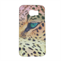 Leopard Cover Samsung Galaxy S6 3D