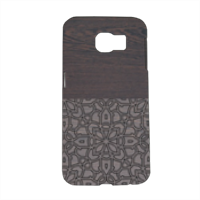 Wenge and Gothic Cover Samsung Galaxy S6 3D