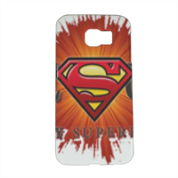 Jesus my superhero Cover Samsung Galaxy S6 3D