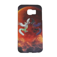 Cover Anime Opposte Cover Samsung Galaxy S6 3D