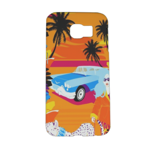 Rich Summer  Cover Samsung Galaxy S6 3D