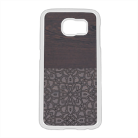 Wenge and Gothic Cover Samsung Galaxy S6