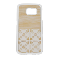 Bamboo and Japan Cover Samsung Galaxy S6