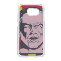 BLACK ADAM Cover Samsung Galaxy S6