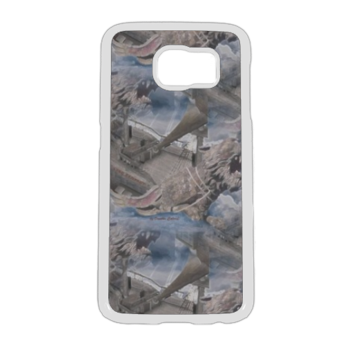 Lyon Rampant Cover Cover Samsung Galaxy S6