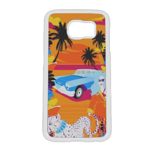 Rich Summer  Cover Samsung Galaxy S6