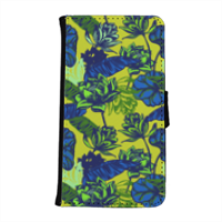 Flowers Flip Cover Samsung Galaxy S6