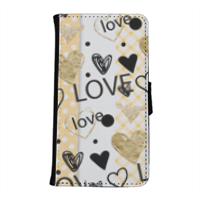 Love and Love Flip Cover Samsung Galaxy S6