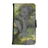 Natural quiet of Marilyn Flip Cover Samsung Galaxy S6
