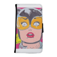 CATWOMAN 2016 Flip Cover Samsung Galaxy S6