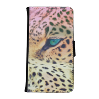 Leopard Flip Cover Samsung Galaxy S6
