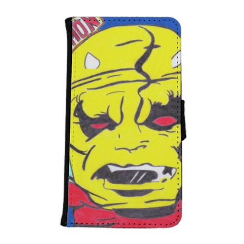 DEMON 2015 Flip Cover Samsung Galaxy S6