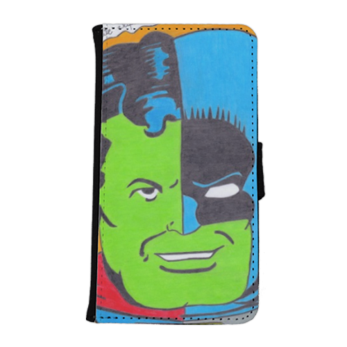 THE COMPOSITE SUPERMAN Flip Cover Samsung Galaxy S6