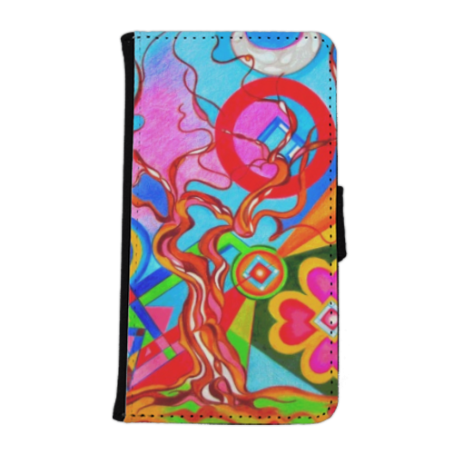Tree of Life Flip Cover Samsung Galaxy S6