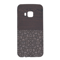 Wenge and Gothic Cover HTC One M9 3D