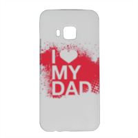 I Love My Dad - Cover HTC One M9 3D