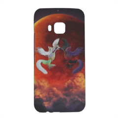 Cover Anime Opposte Cover HTC One M9 3D