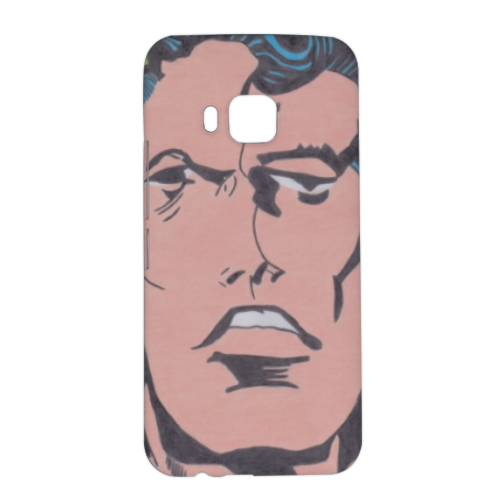 SUPERMAN 2014 Cover HTC One M9 3D