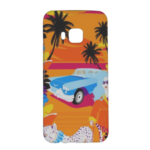 Rich Summer  Cover HTC One M9 3D