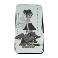 Miss Samantha e Mr Toad Flip Cover Samsung Galaxy S5