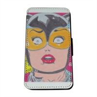 CATWOMAN 2016 Flip Cover Samsung Galaxy S5