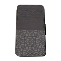 Wenge and Gothic Flip Cover Samsung Galaxy S5