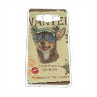 Wanted Rambo Dog Cover Samsung A5