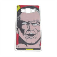 BLACK ADAM Cover Samsung A5 2015