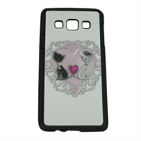 Weddings Cats Cover Samsung A3