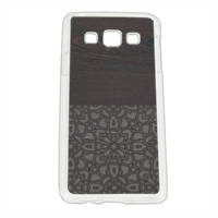 Wenge and Gothic Cover Samsung A3
