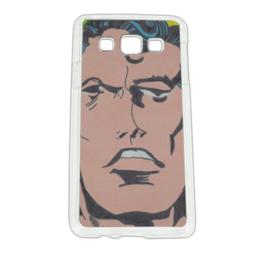 SUPERMAN 2014 Cover Samsung A3