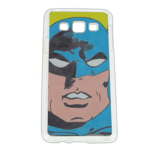 BATMAN 2014 Cover Samsung A3