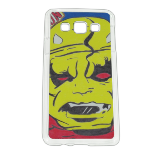 DEMON 2015 Cover Samsung A3