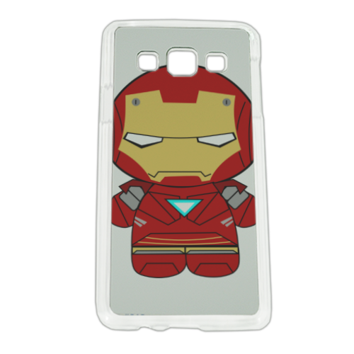 Team Ironman Cover Samsung A3
