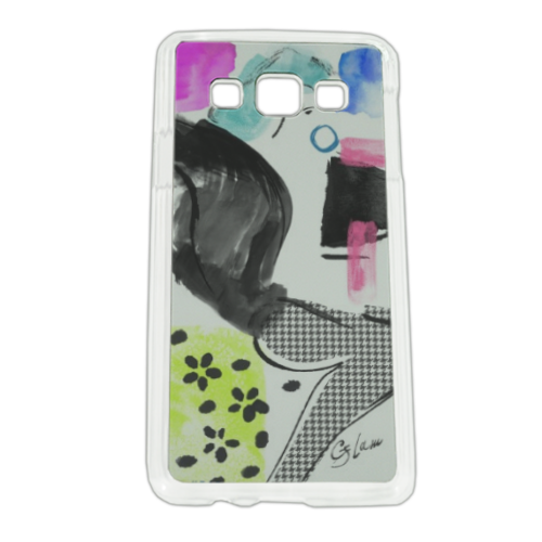 Glamour Cover Samsung A3