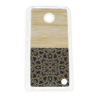 Bamboo Gothic Cover Nokia 630