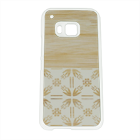 Bamboo and Japan Cover Htc One M9