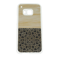 Bamboo Gothic Cover Htc One M9