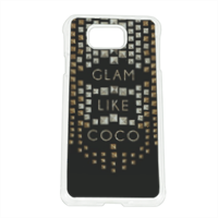 Glam Like Coco Cover Samsung Alpha