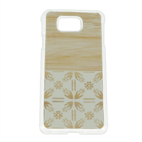 Bamboo and Japan Cover Samsung Alpha