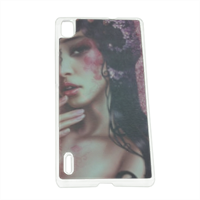 Oriental Woman Cover Huawei P7