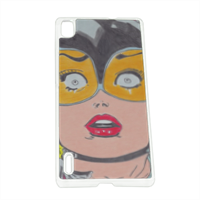 CATWOMAN 2016 Cover Huawei P7