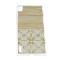 Bamboo and Japan Cover Huawei P7