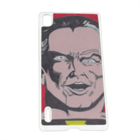 BLACK ADAM Cover Huawei P7