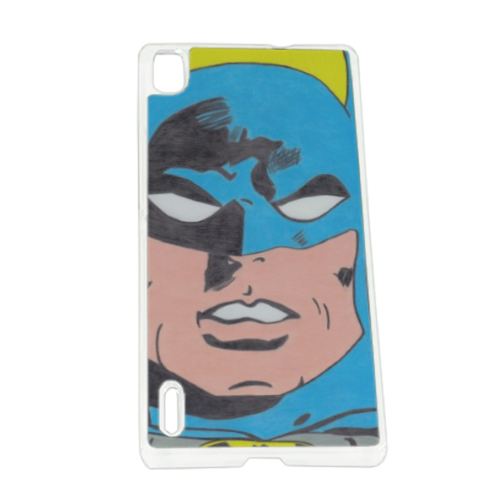BATMAN 2014 Cover Huawei P7