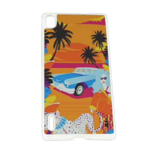 Rich Summer  Cover Huawei P7